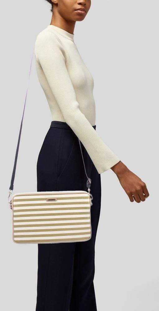 Rebecca Minkoff Tablet iPad Crossbody Case Bag Purse