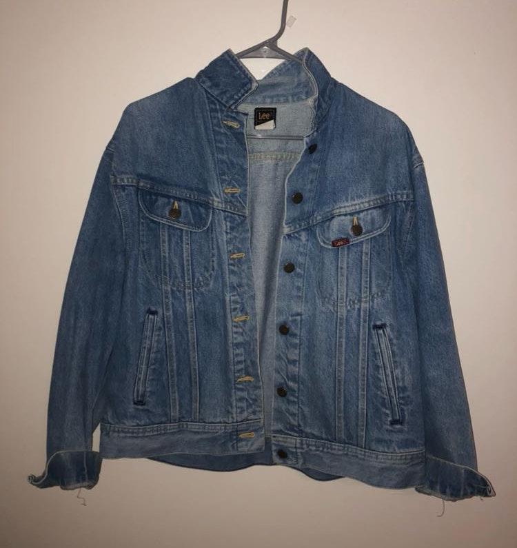 Lee Oversized Jean Jacket