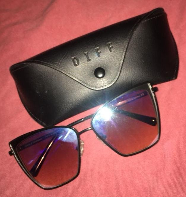 DIFF eyewear diff sunglasses