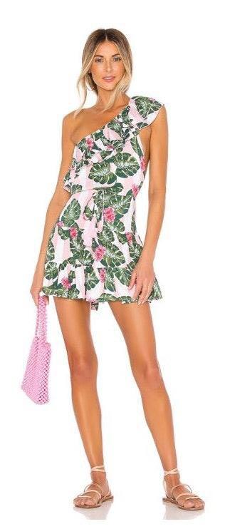 Lovers + Friends Backless Summer Dress