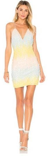 by the way. Taylor Sequin Mini Dress