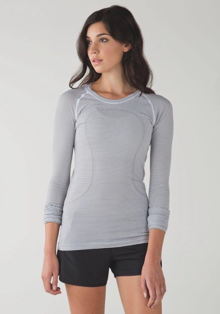 Lululemon Swiftly Longsleeve Shirt