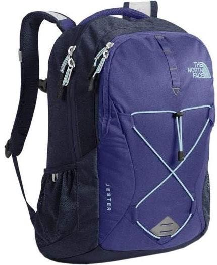 The North Face Purple Jester Backpack
