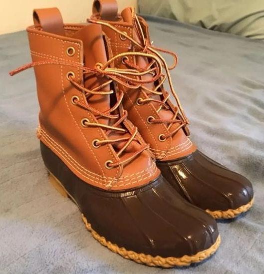 L.L.Bean LL Bean Duck Boots