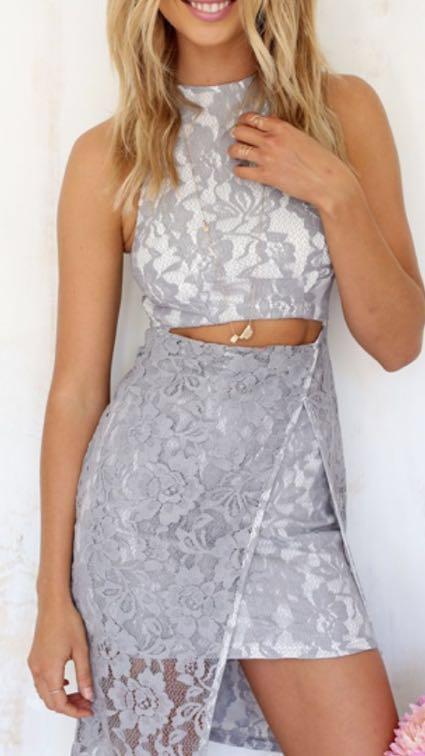 Sabo skirt cocktail dress