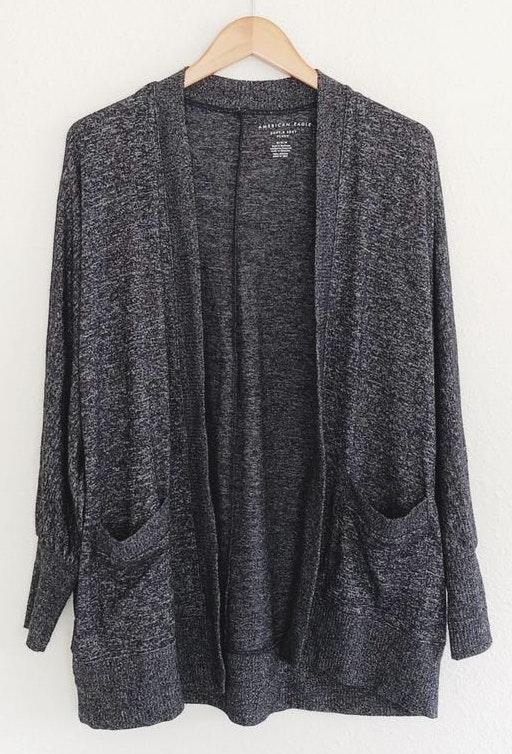 American Eagle Outfitters Soft & Sexy Plush Cardigan