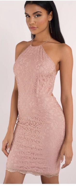 Tobi Lace bodycon