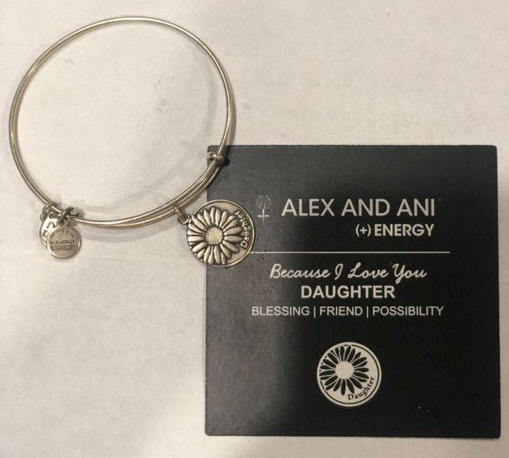 ALEX AND ANI Daughter Bracelet