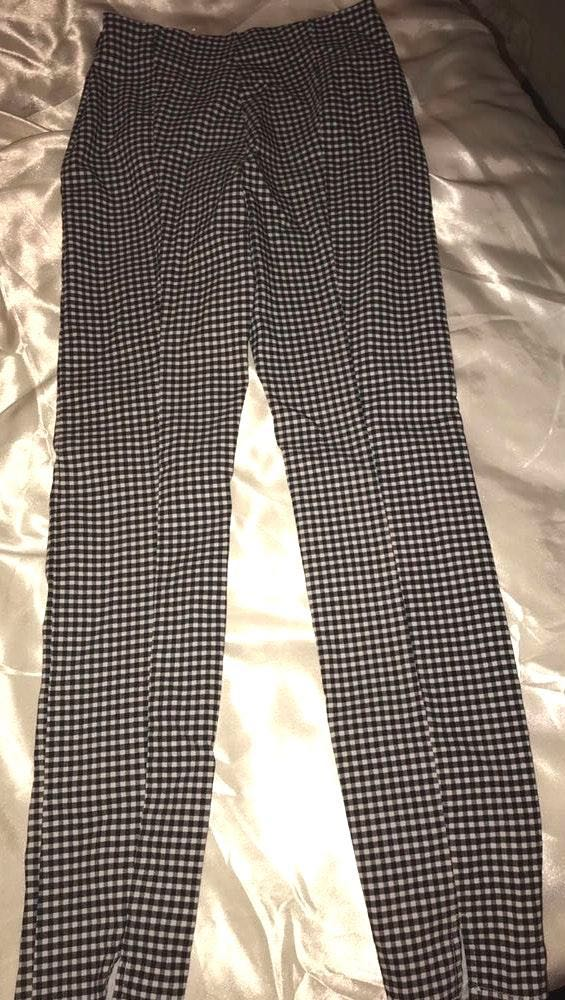 Forever 21 Picnic Pattern Pants