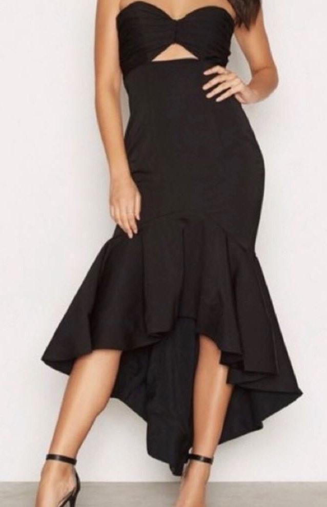 Jarlo London Strapless Dress