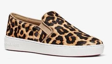 Michael Kors Cheetah print sneakers