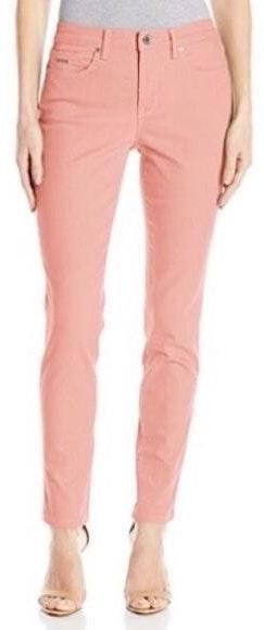 Nine West pink jeans