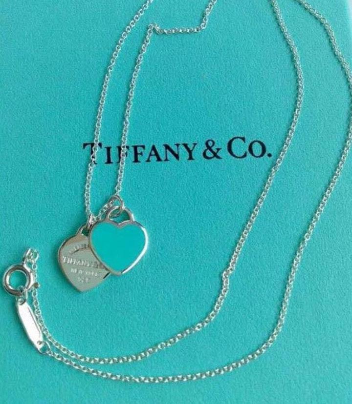 Tiffany & Co. Tiffany Heart Necklace