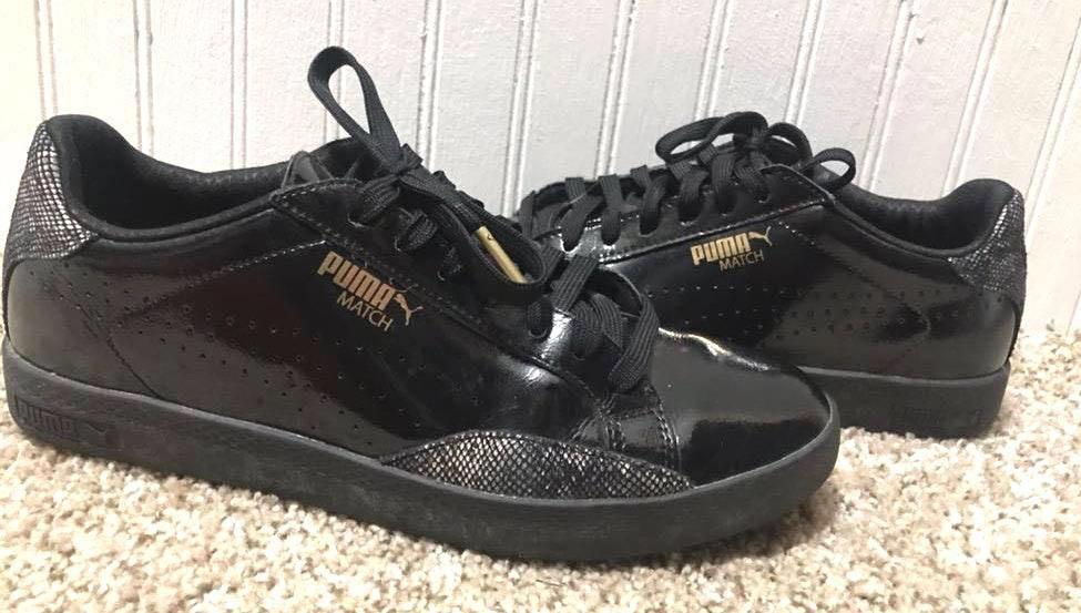 regard détaillé 137b7 1c5dd Puma Match Shoes