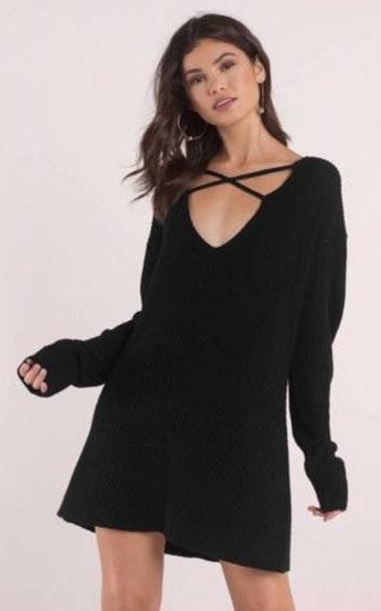a377d0dc26 Tobi Sweater Dress
