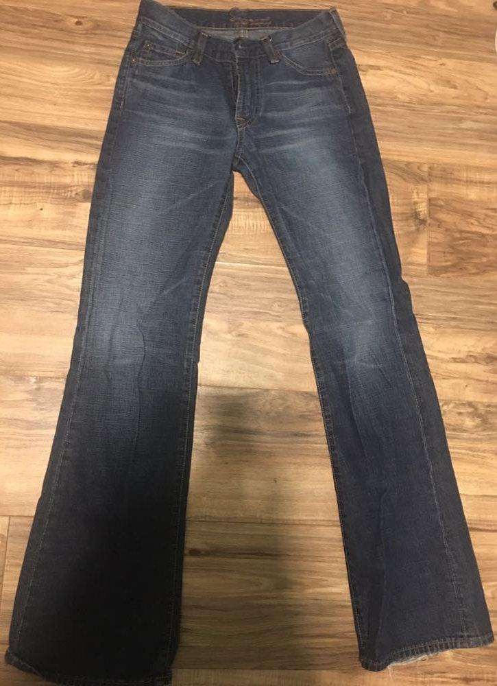 7 For All Mankind 7FAMK JEANS