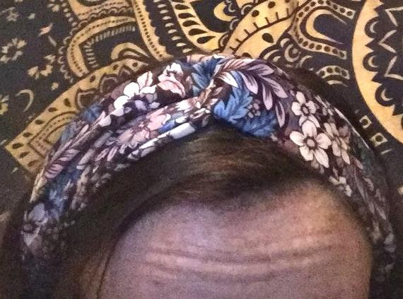American Eagle Outfitters Infinity Floral Headband