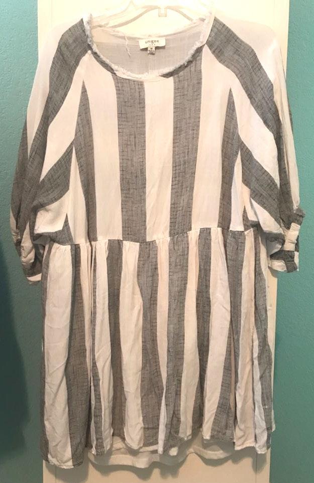 Umgee Babydoll Dress