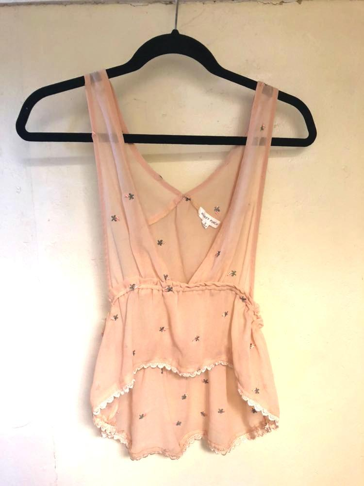 Honey Punch Pink Top