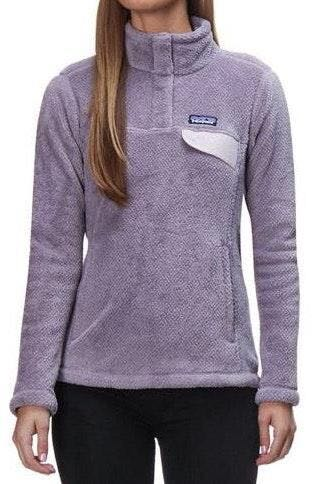 Patagonia Purple Fleece