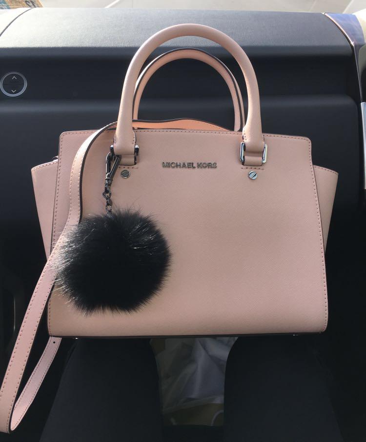 Michael Kors Pink Bag