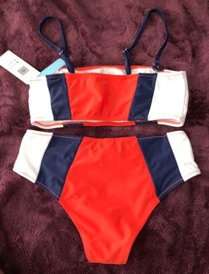 Cupshe High Wasted Bikini
