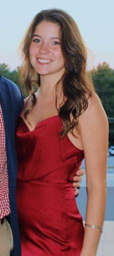 Cotton Candy LA Red Strappy Silk Dress