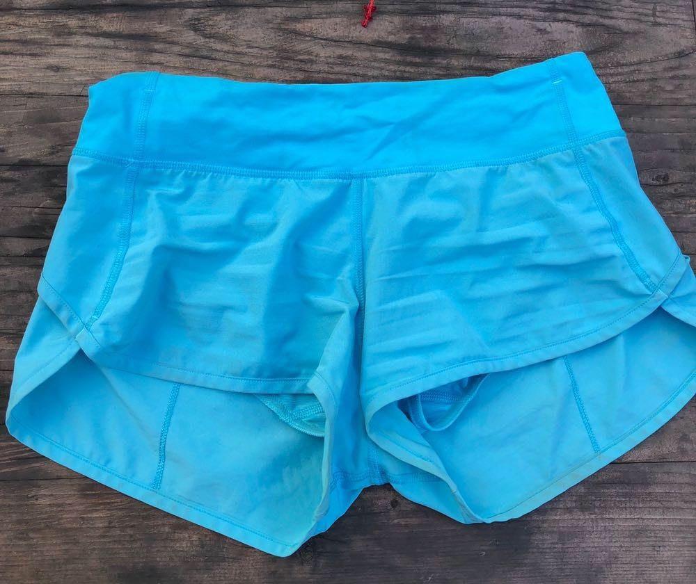 Lululemon Women's Speed Up Shorts 4