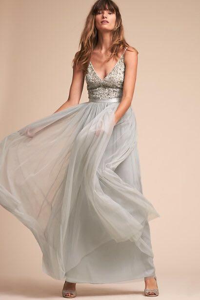 BHLDN Avery Dress - Maxi