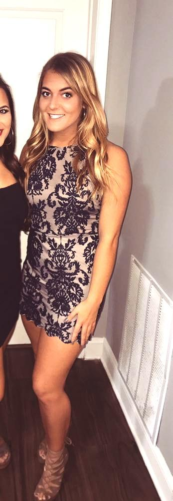 Xenia Bodycon Dress