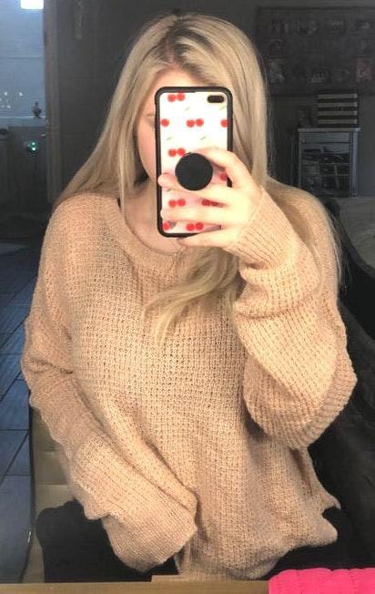 Brandy Melville cute sweater
