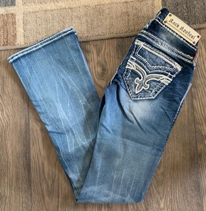 Rock Revival Liri Bootcut Jeans