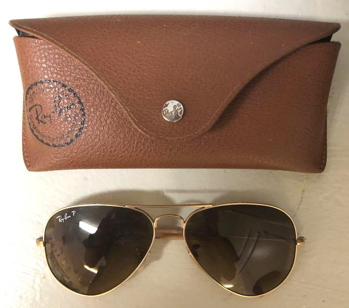 Ray-Ban Women's Aviator Sunglasses