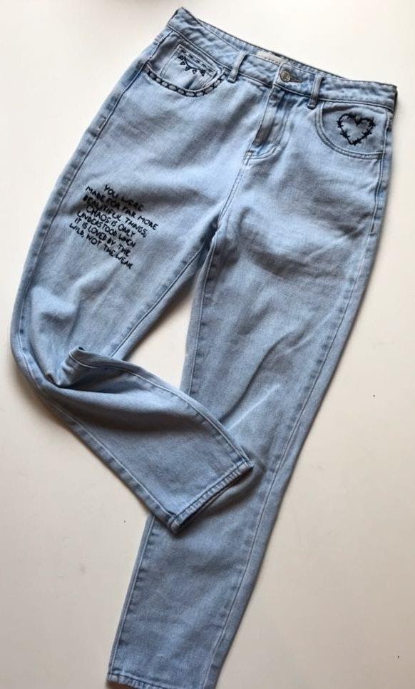 Pacsun High Waisted Mom Jeans