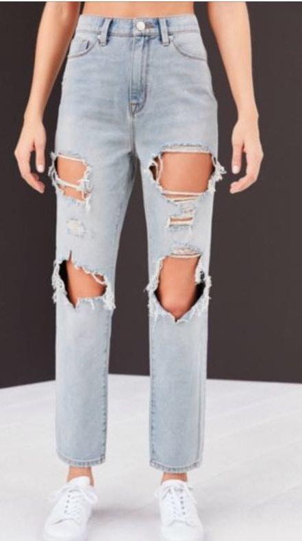 BDG Distressed Boyfriend Jeans