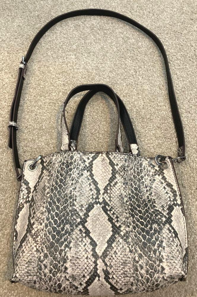 Urban Outfitters Snakeskin Mini Purse
