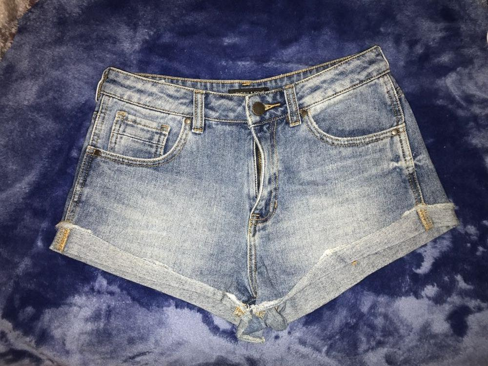 Kendall & Kylie Jean Shorts