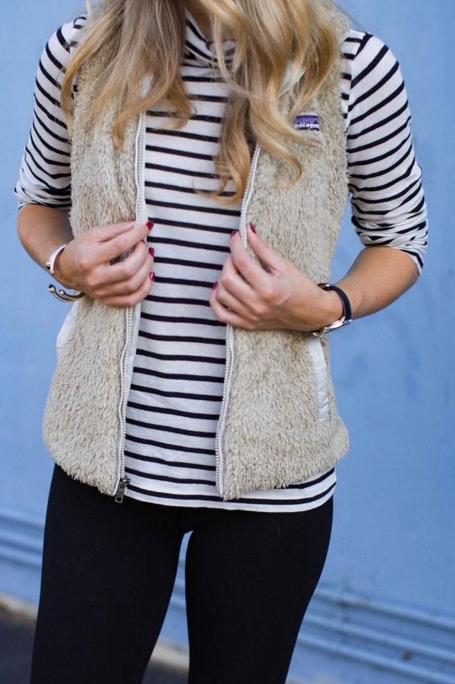 Patagonia Fuzzy Vest