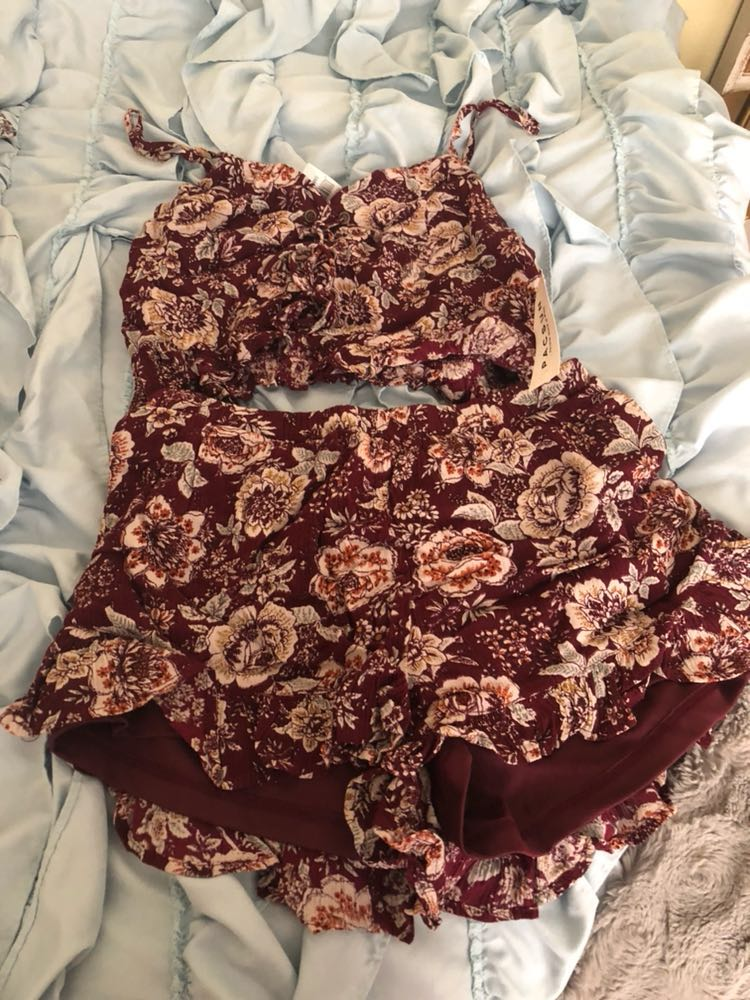 Pacsun Two Piece set New With Tags