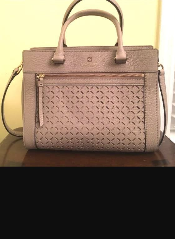 Kate Spade Nude  Medium Purse