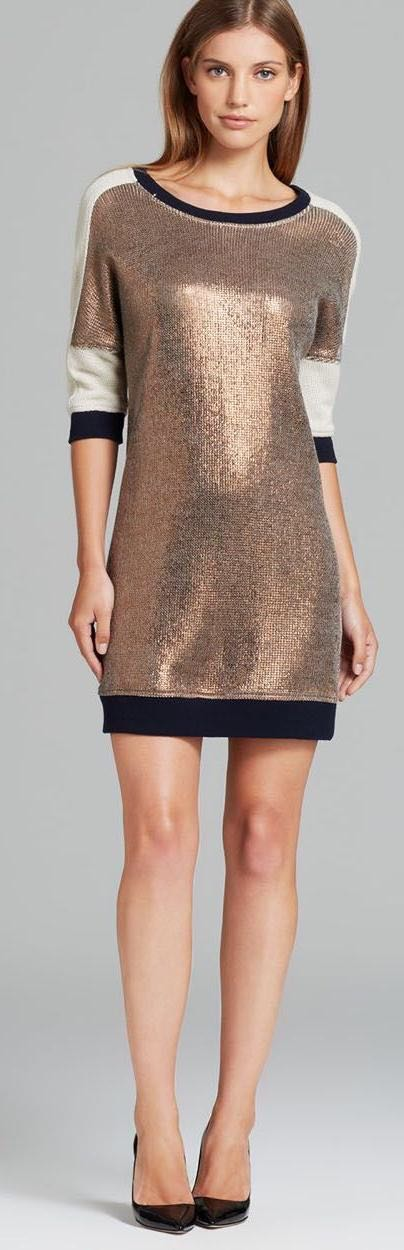 Trina Turk TT sweater dress
