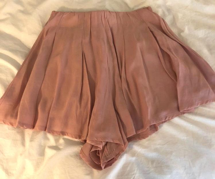 Revolve Light Pink Shorts