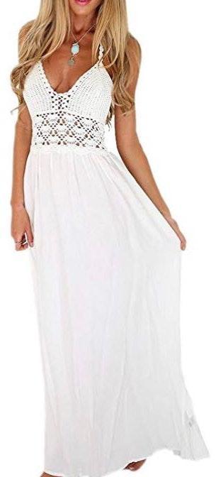 Amazon White Dress