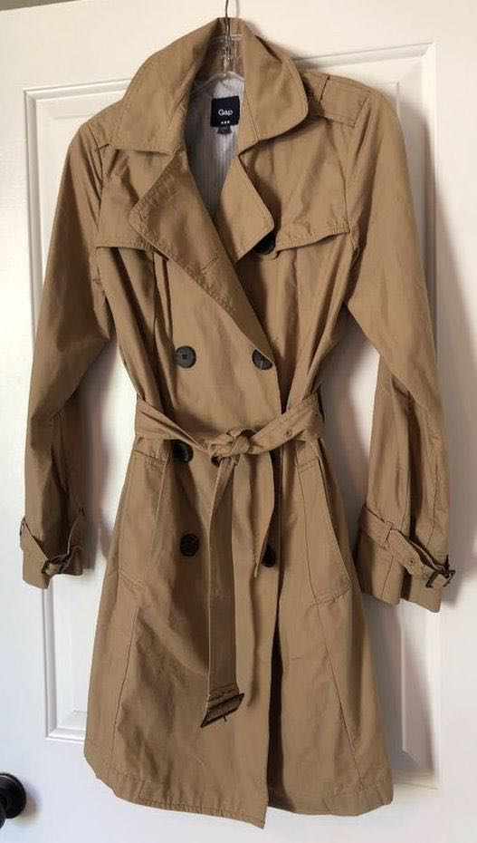 Gap 's Women's Classic Trench Coat