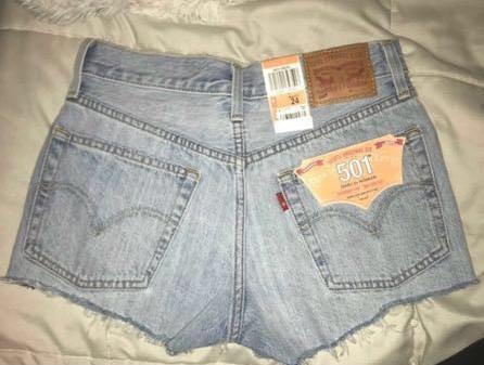 Levi's New Shorts
