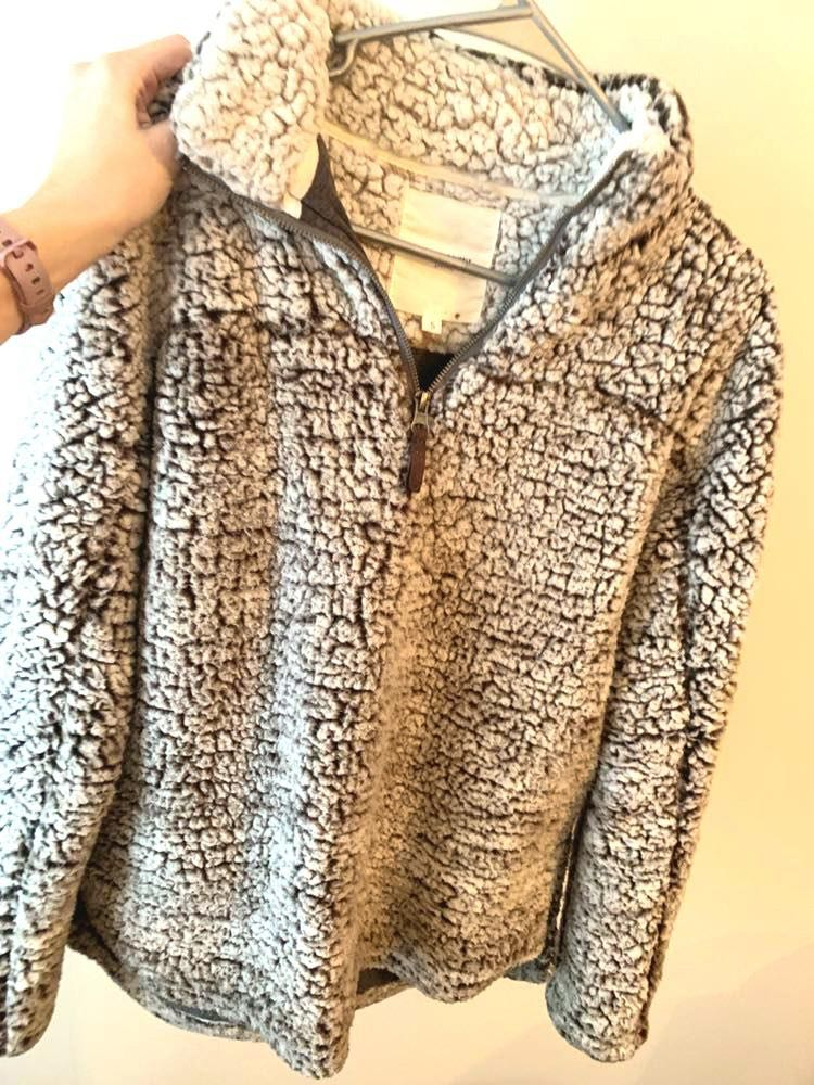 Thread and Supply Furry Pullover