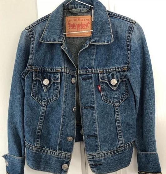 Levi's Custom  Jean Jacket