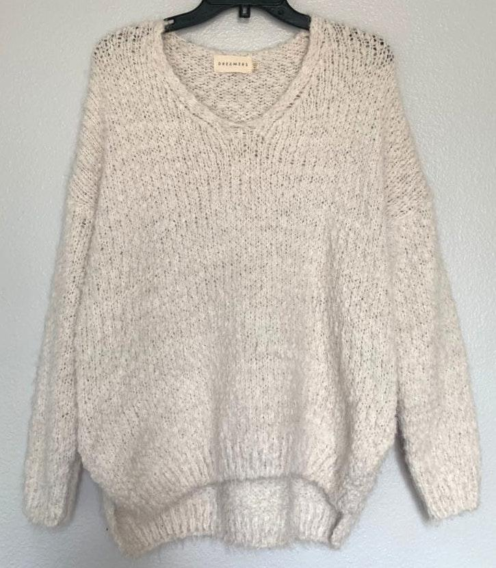 DREAMERS oversized sweater