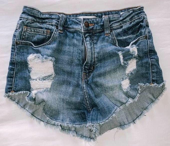 Boutique Denim Shorts