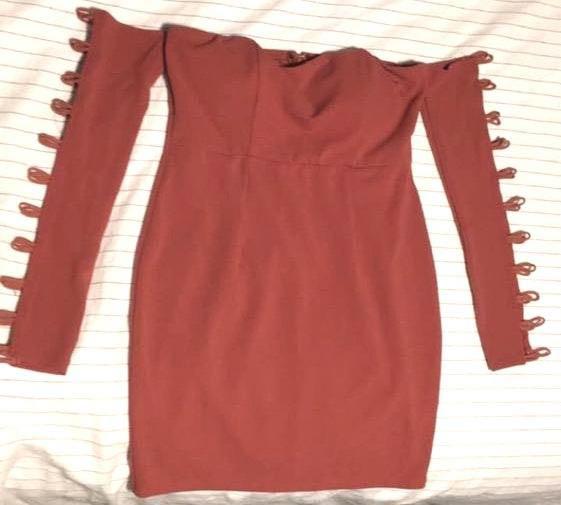 Tiger Mist Mini Dress